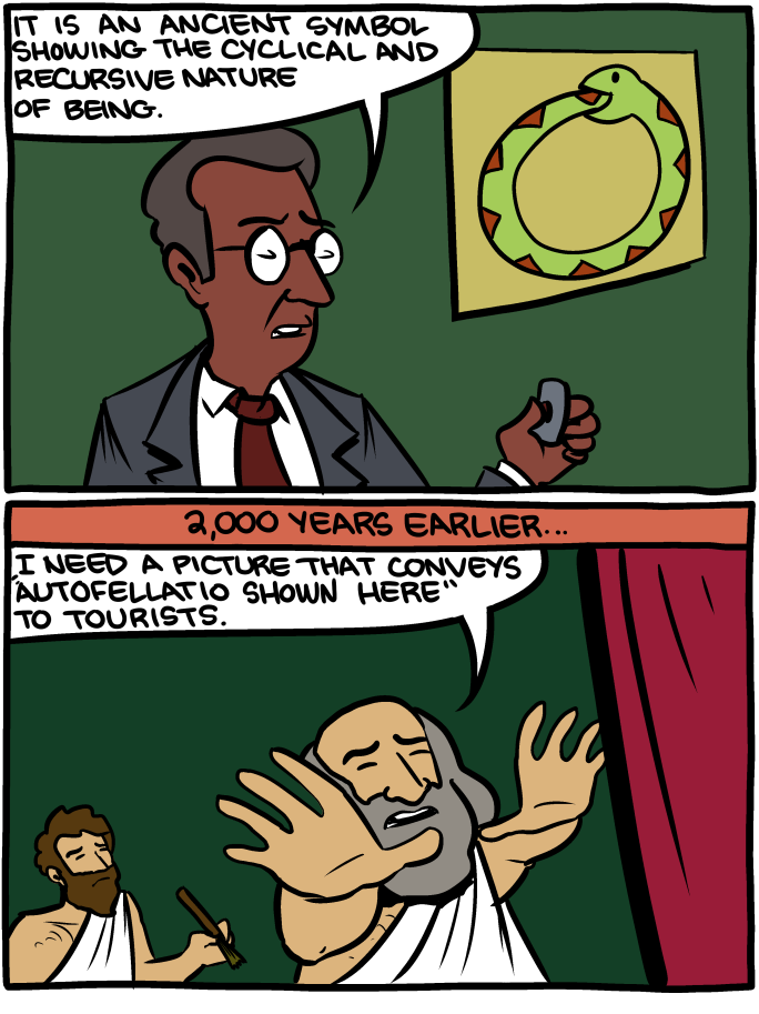 Saturday Morning Breakfast Cereal - Rendezvous