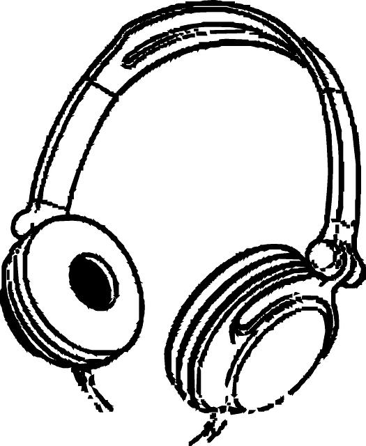 Resultado De Imagem Para Desenho De Fones De Ouvido Com Imagens