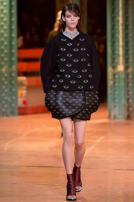 Kenzo Fall 2013 Ready-to-Wear Collection