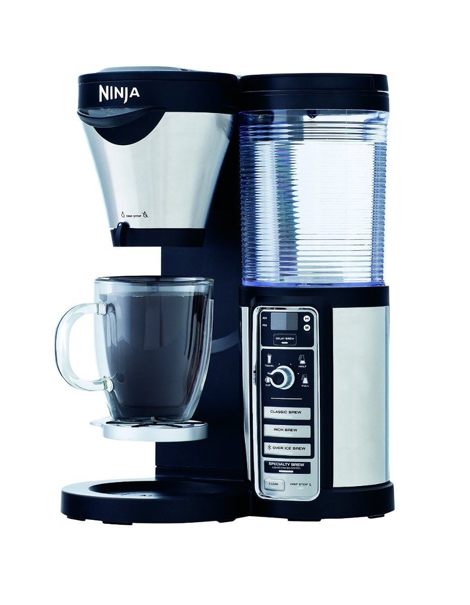 Ninja Coffee Maker Bar Brewer Style With 4 Brew Size Options From