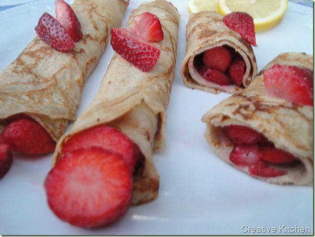 Love crepes ~ EASY crepe recipe & technique!