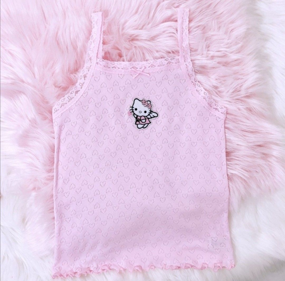 Hello Kitty Aesthetic Clothes