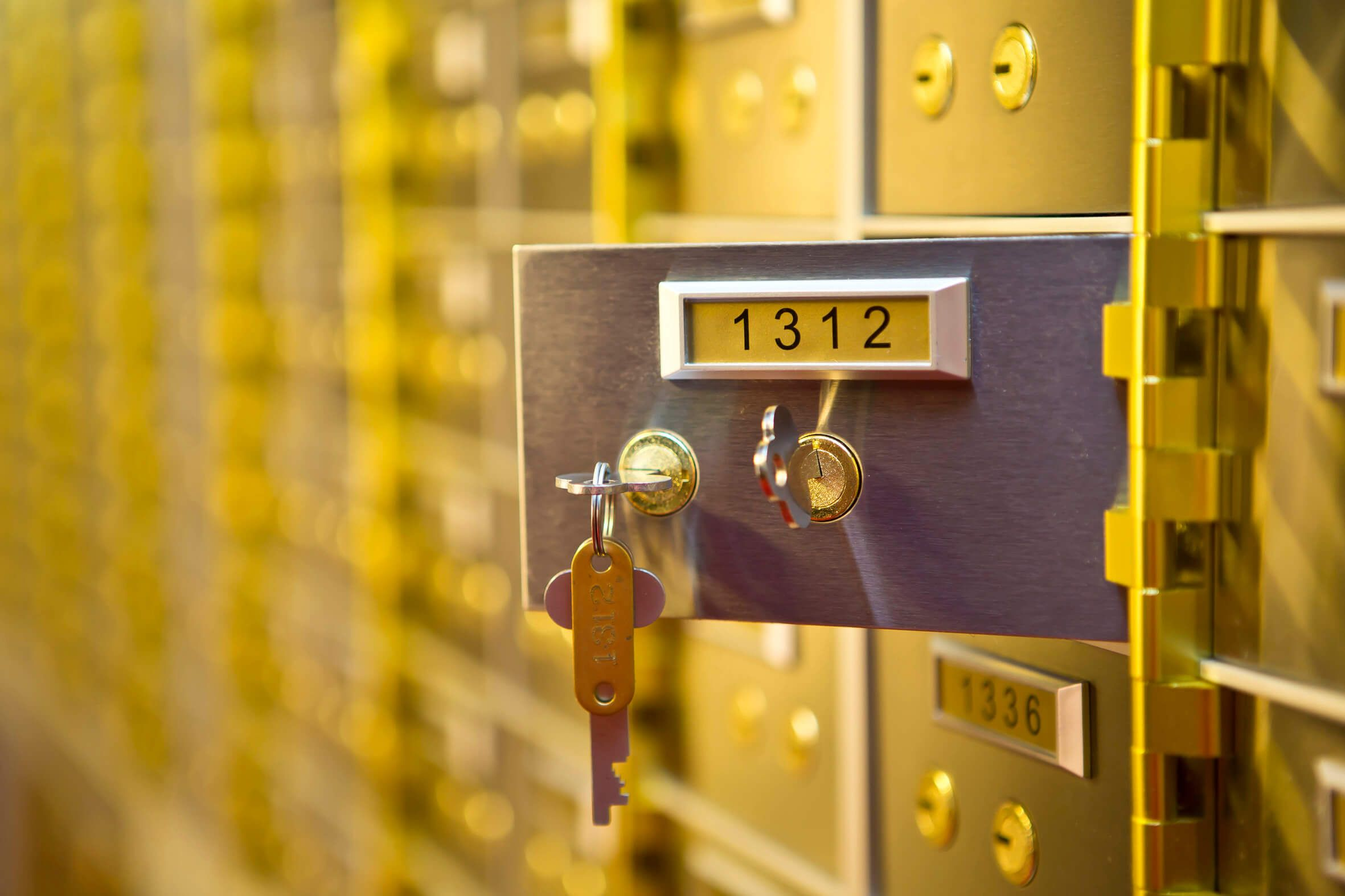 Things You Can't Afford To Keep In A Safe Deposit Box