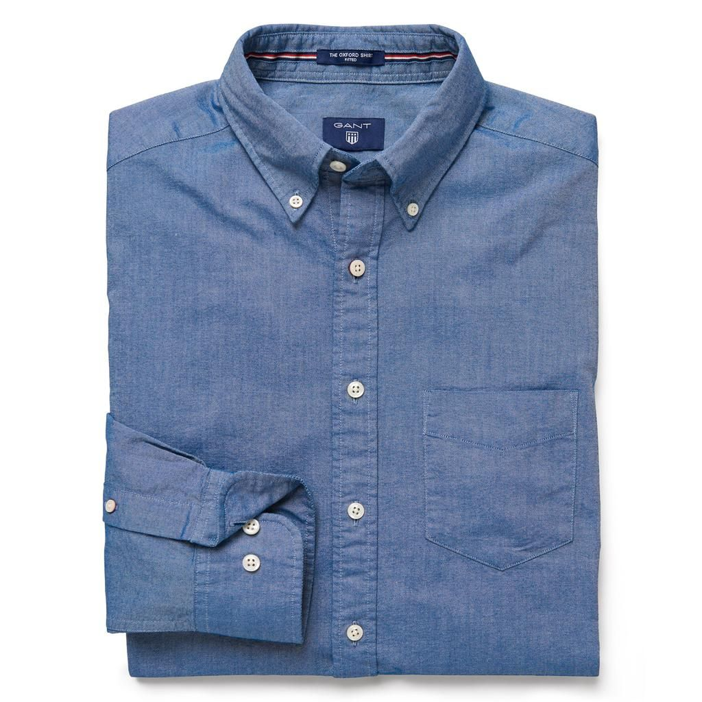 21017981 Slim Fit Oxford Shirt in 2019   Clothes   Shirts, Workout shirts ...