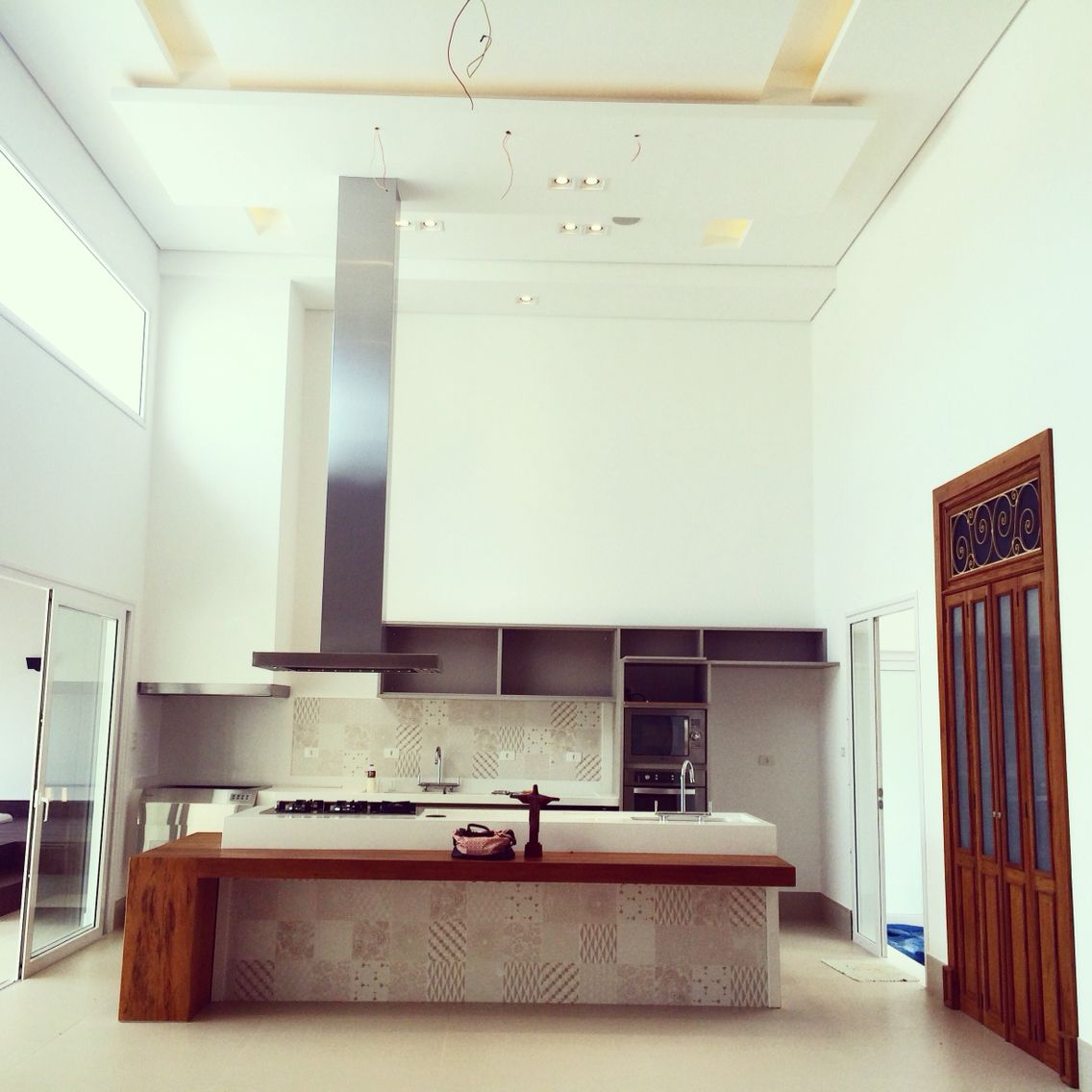 Cozinha_Residencia_BO!!! #decor #desing #braziliandesign #architecture #projetonosso #davidnatto #fernandasantoro #santoroarquitetura