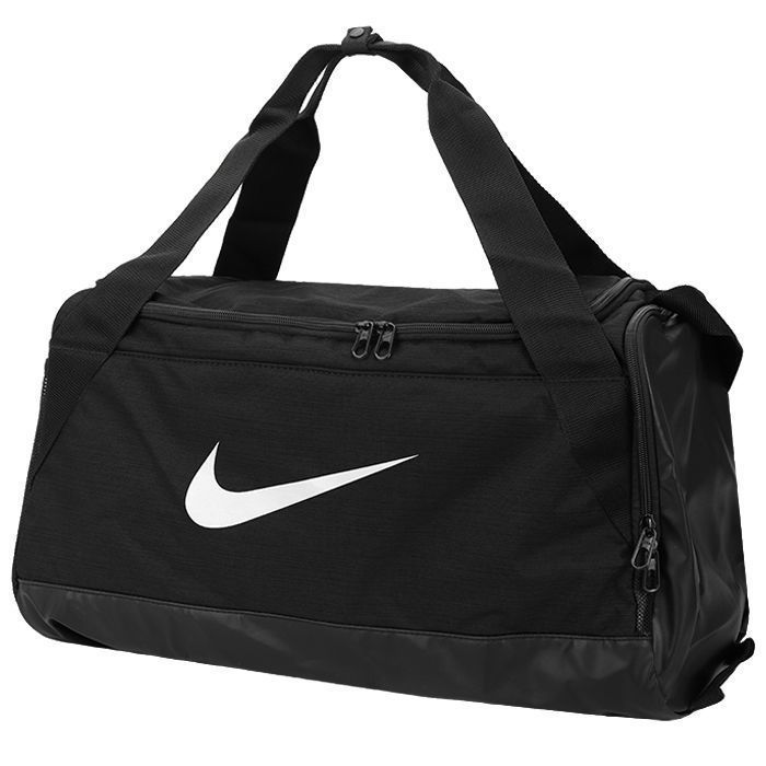 25e5bc26dd5d NIKE Brasilia Duffel Bag Size 40 Litre Black Training Gym Yoga  Nike   DuffleGymBag