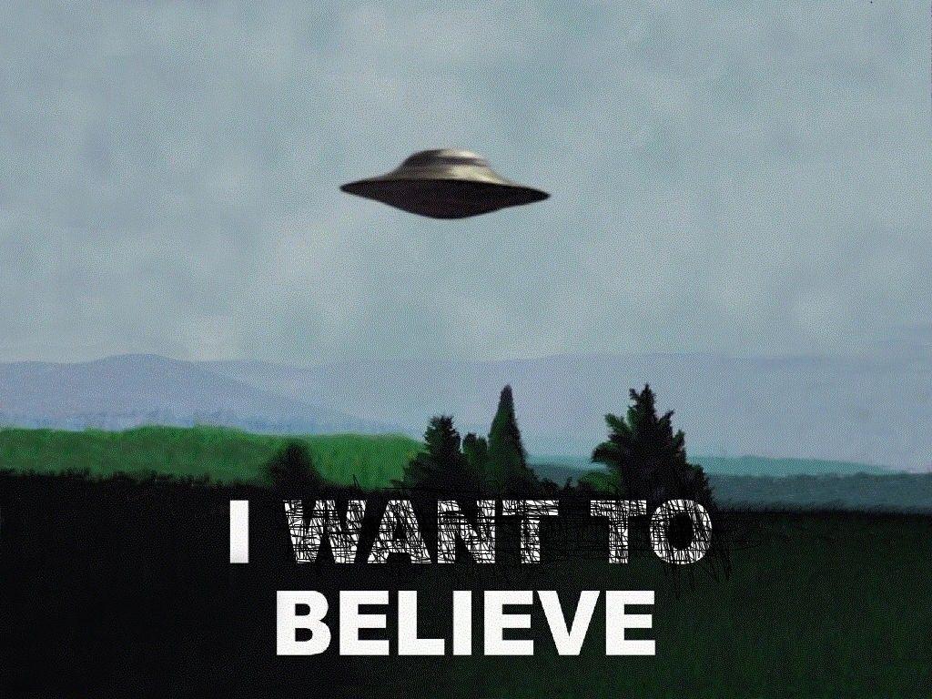 believe UFO