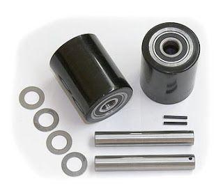 Raymond 102XM Walkie Electric Pallet Jack Load Wheel Kit