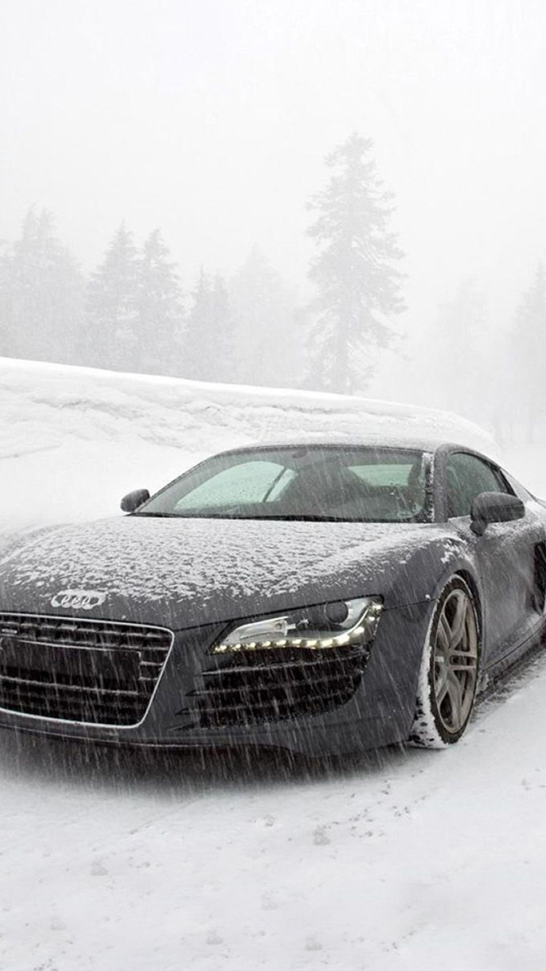 Audi R8 V Plus 2 Iphone 6 Plus Wallpapers Hd Audi R8