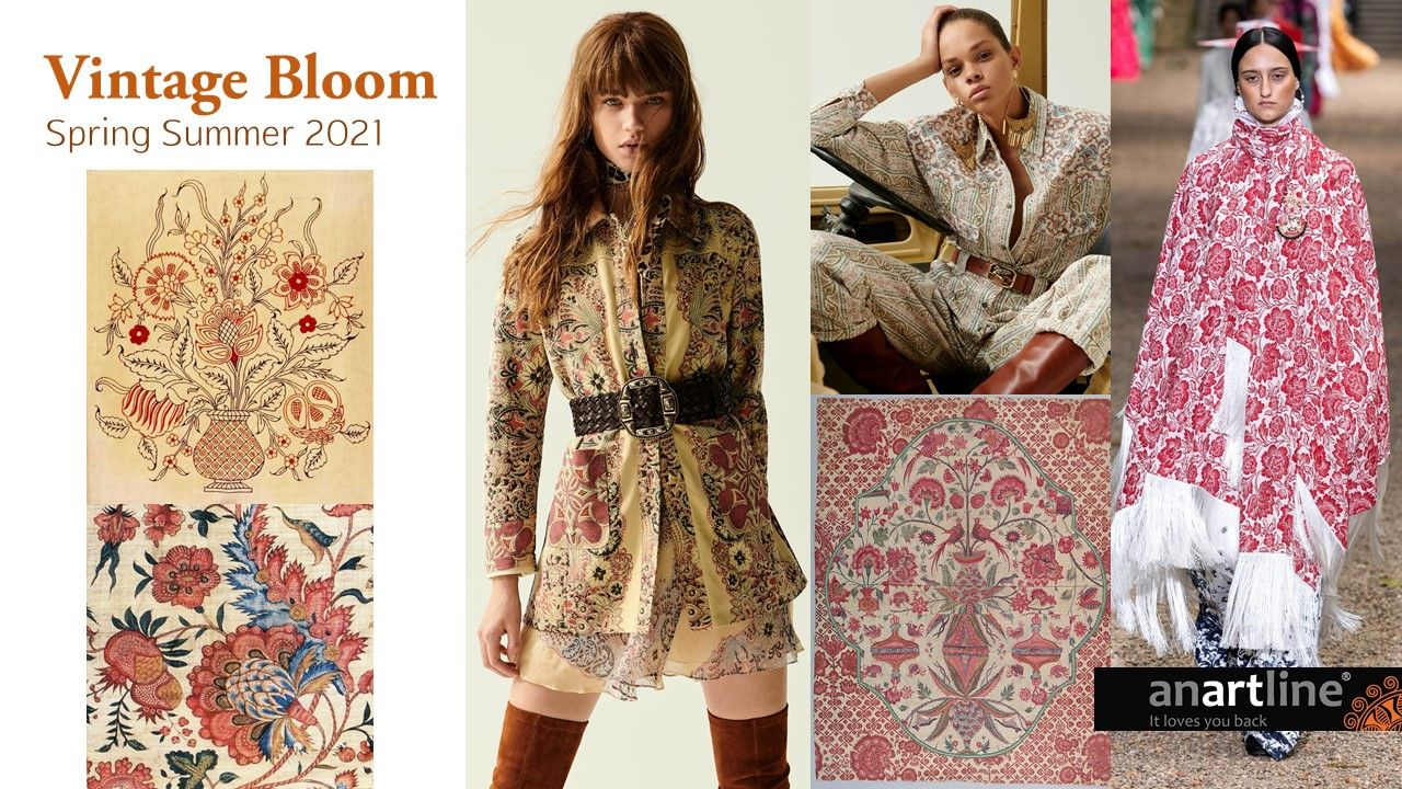 print forecast spring summer 2021 in 2020 color trends on 2021 decor colour trend predictions id=75070