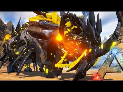 cool Ark Survival Evolved - NEW TECH RHINO AND NEW WYVERN