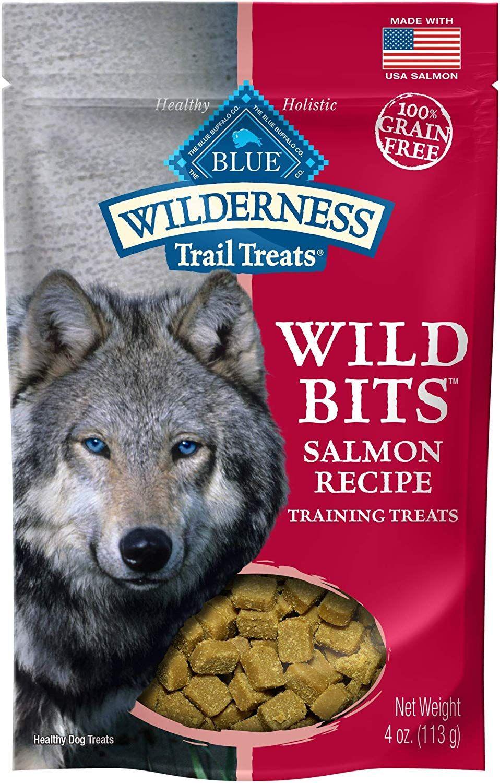 Blue Buffalo Wilderness Trail Treats Wild Bits Grain Free Soft