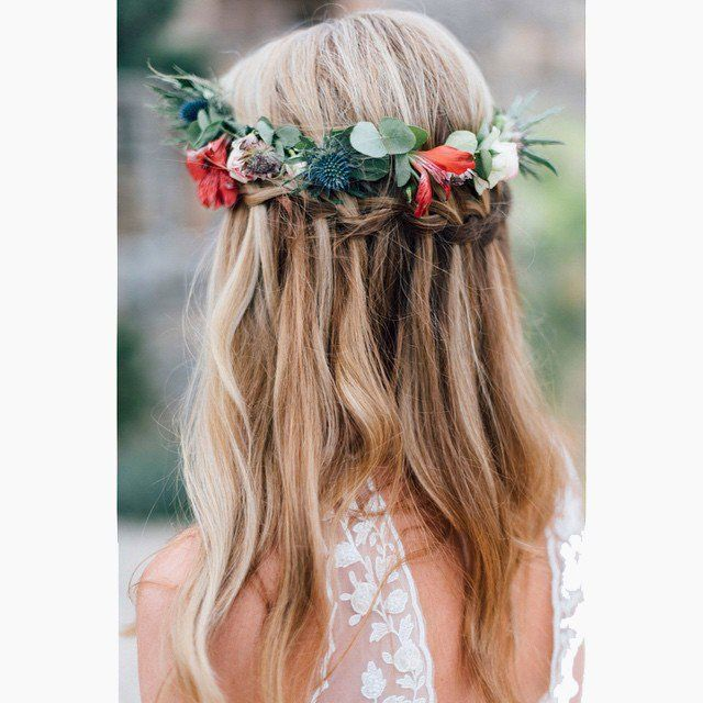 來一場傳統以外的婚禮!做個無拘無束的波希米亞新娘 4