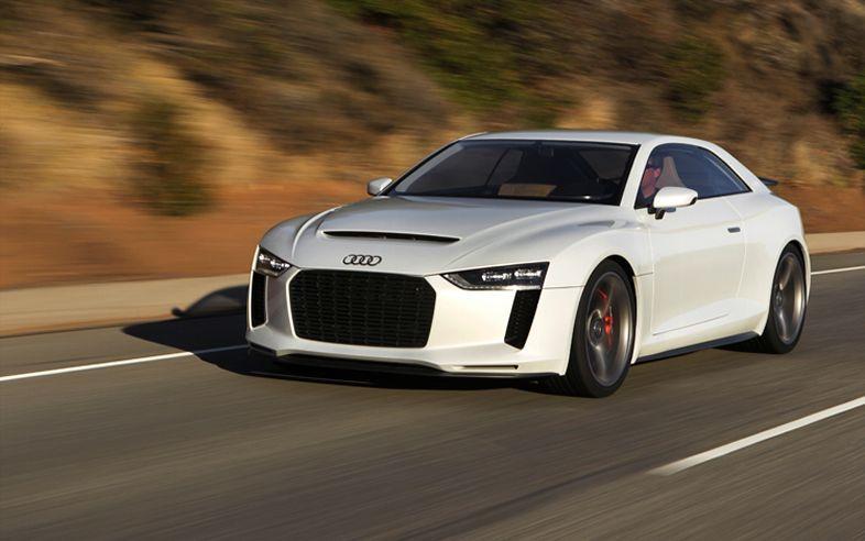 2012 Future Cars Motor Trend Audi Quattro Audi Concept Cars
