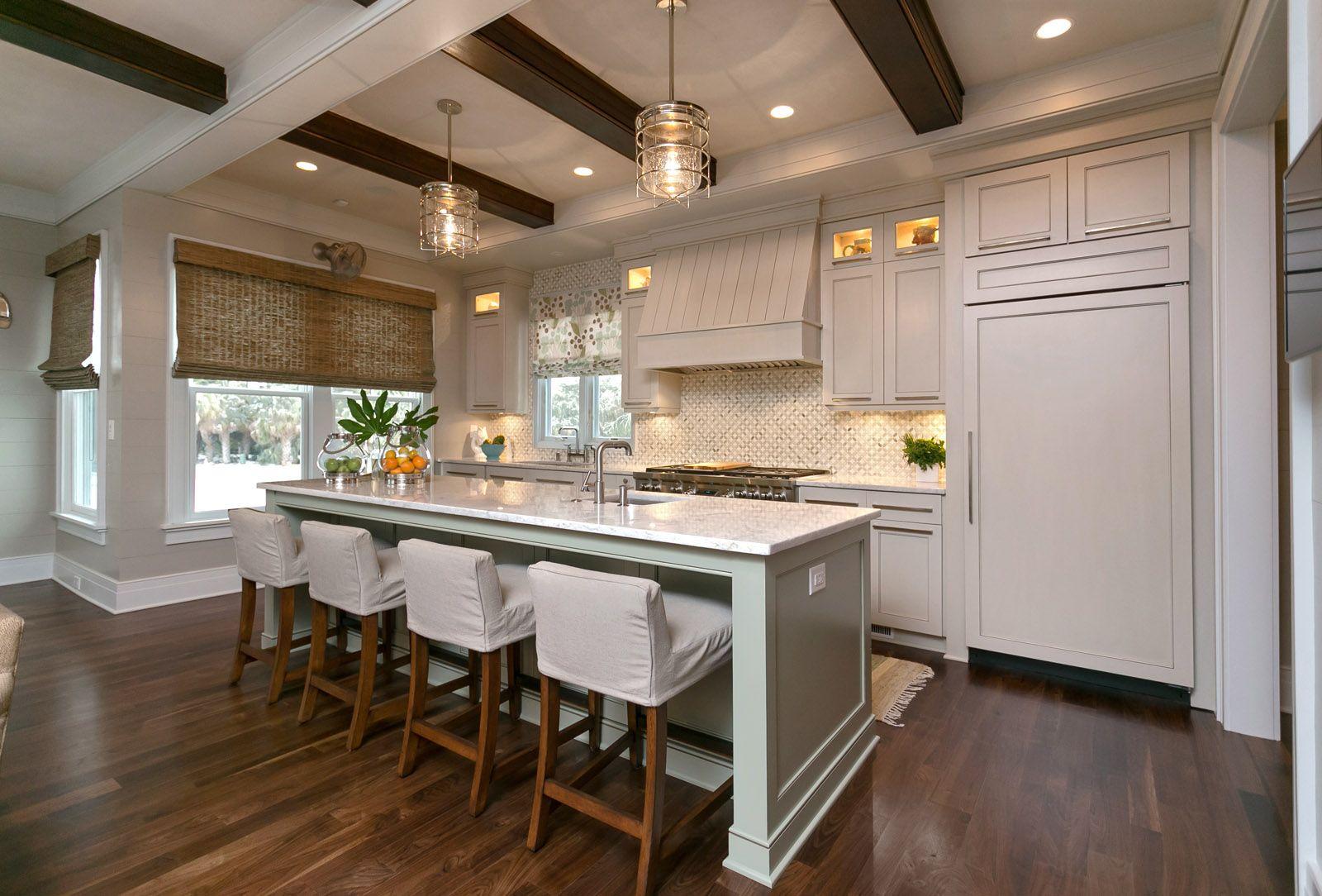 House Tour: Sea Island Builders | Pinterest | Küche