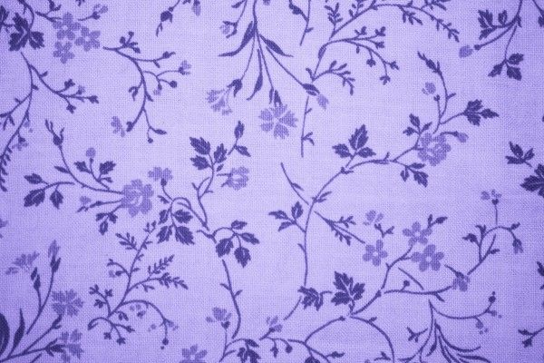 Lavender Floral Print Fabric Texture Free High Resolution Photo Grey Floral Wallpaper Floral Print Background Floral Wallpaper