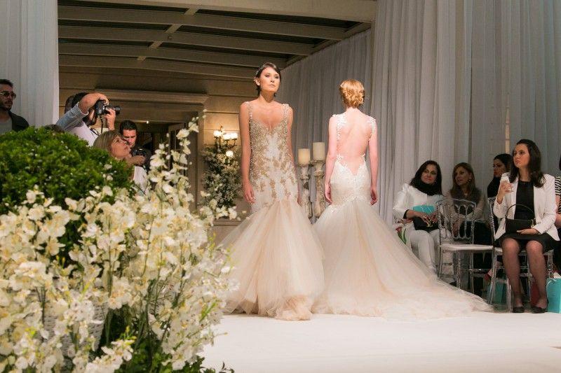 Marca de Vestido de Noiva Galia Lahav Chega ao Brasil