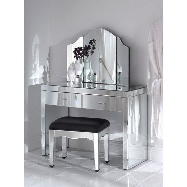 Mirrored Makeup Storage is a Stylish Way to Unclutter The ...
