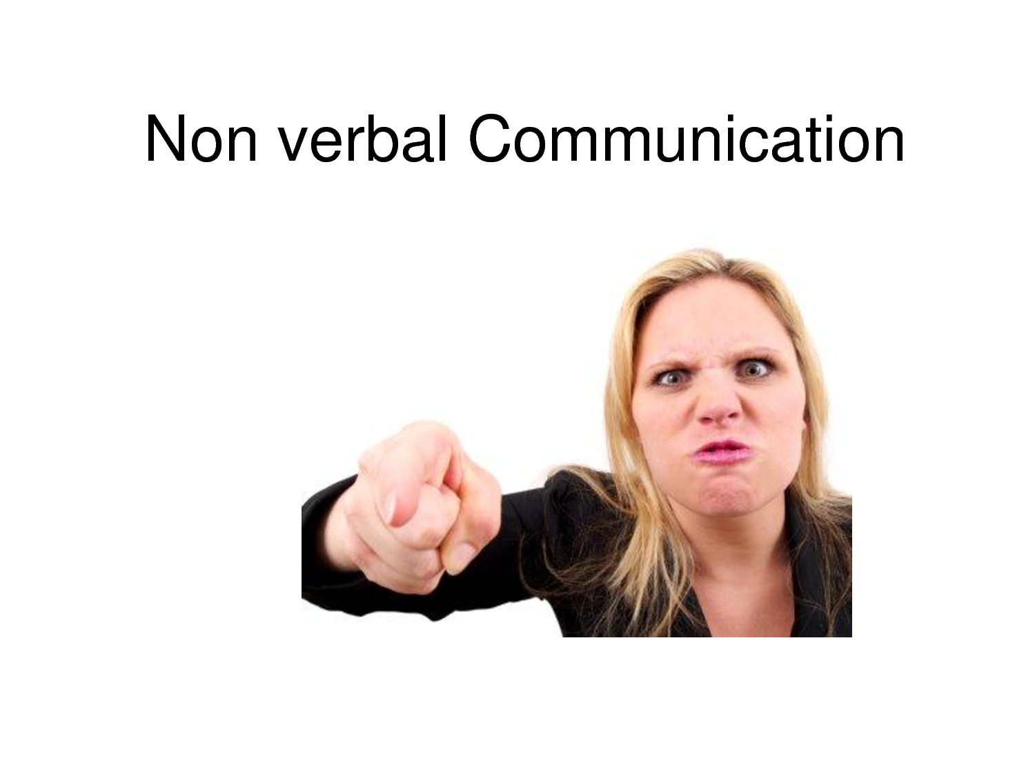 nonverbal communication and language Are you a nonverbal communication and body language pro this fun video covers a number of need-to-know tips great job to comm 397/597 students who helped c.