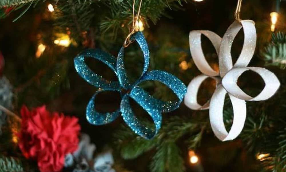 christmas decorations 16 simple and super cute diy - Cute Diy Christmas Decorations