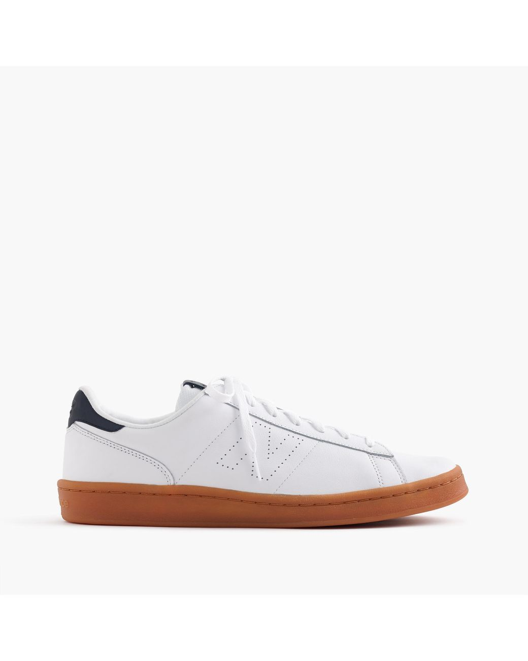 d794709ab8f8 Men s White 791 Leather Sneakers in 2019