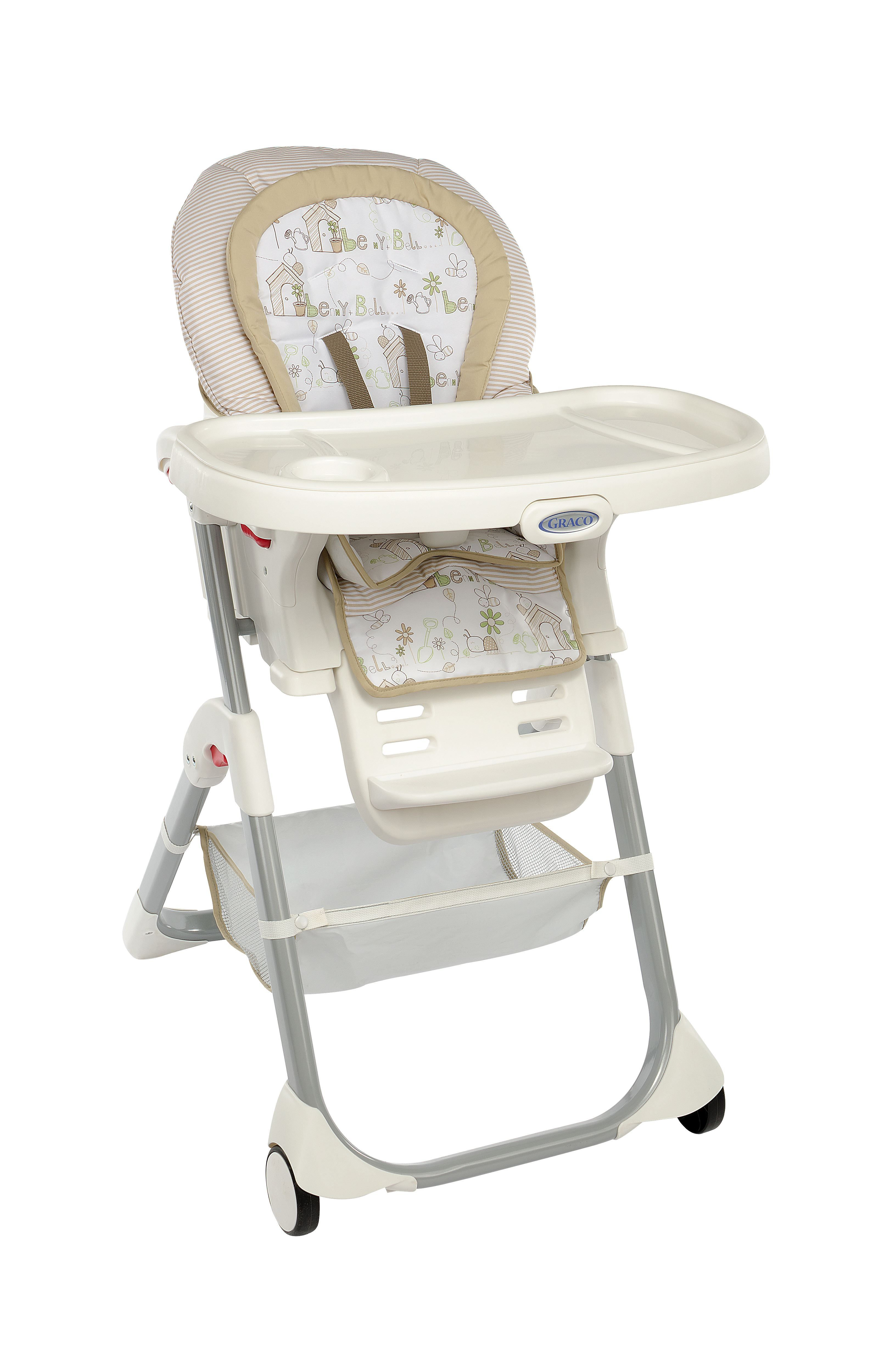 Graco High Chair 5 Point Harness