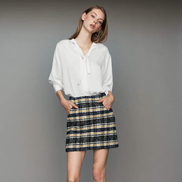 320e969aca JOLICA Short plaid skirt in 2019 | Products | Plaid skirts, Dresses ...