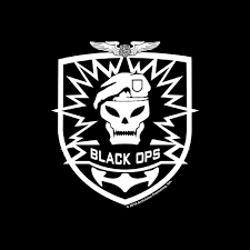 Cod Call Of Duty Black Ops Emblem Call Of Duty Black Black Ops Camouflage Room