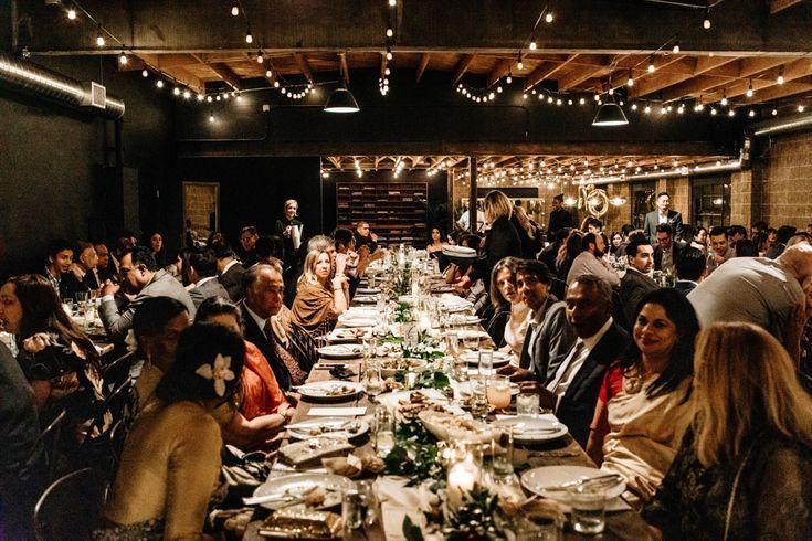 Smoky Hollow Studios Wedding, Wedding Guests, Family Style Reception, Los Angele...,  Smoky Hollow Studios Wedding, Wedding Guests, Family Style Reception, Los Angele...,