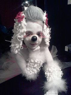 poodle costume - Google Search & poodle costume - Google Search | Dedicated to Halloween | Pinterest ...