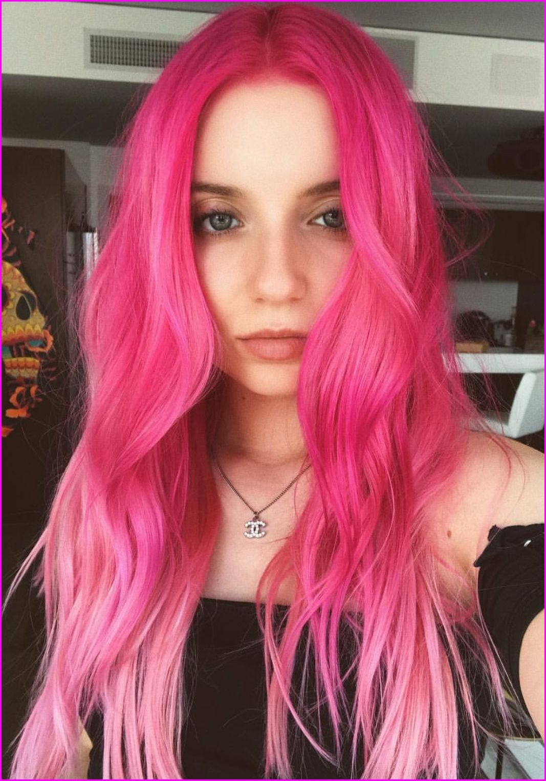 gorgeous pink hair color ideas