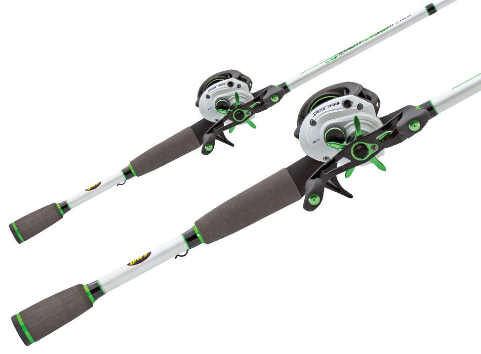 Lew S Mach 1 Speed Spool Baitcast Combo Lews Fishing Outdoor Survival Gear Fishing Outfits