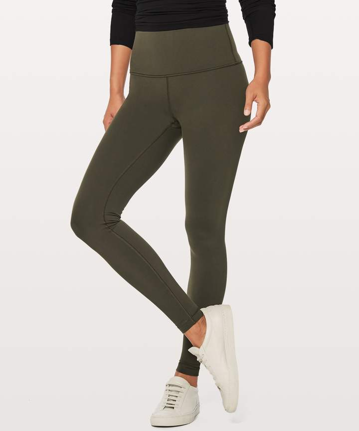 4012425a6 Lululemon Wunder Under High-Rise Tight 28  Full-On Luon in 2019 ...