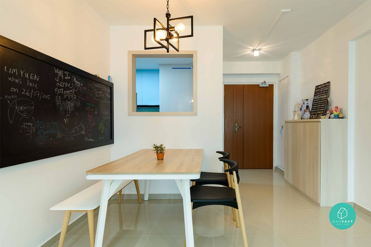 Attractive 8 Home Designs That Are Easy-to-clean And Maintain Part - 4: 8 Home Designs That Are Easy-To-Clean And Maintain