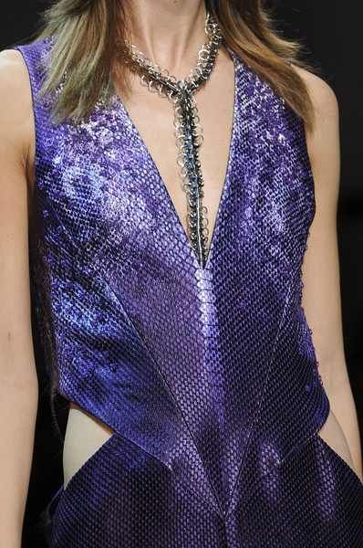 Paco Rabanne Spring 2013 Details