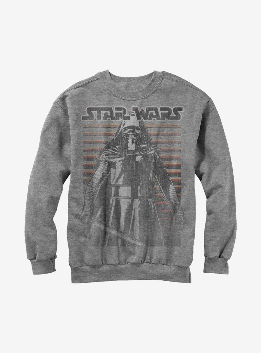 Star Wars Episode Vii Kylo Ren Distressed Sweatshirt In 2021 Star Wars Sweatshirt Star Wars Episode Vii Star Wars Awesome [ 1200 x 889 Pixel ]