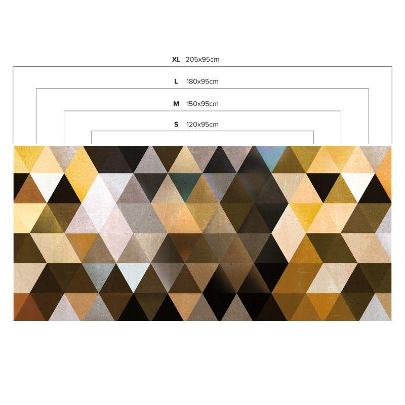 Vinilo de triángulos abstractos para forrar muebles | Diseños ...