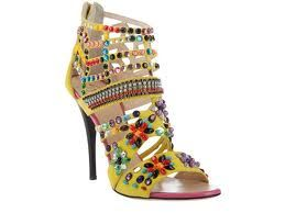 Giuseppe Zanotti 'Brasil' embellished leather sandals