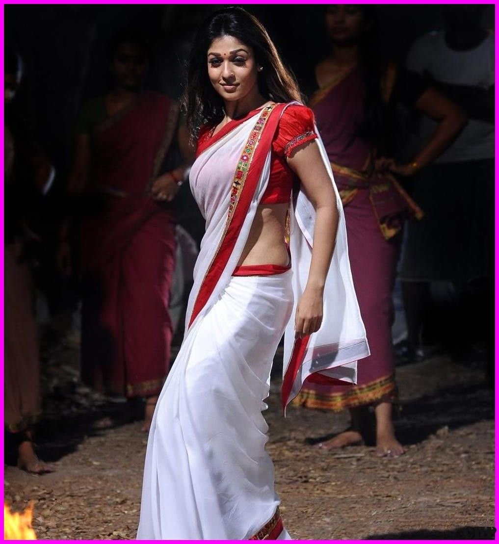 Gorgeous And Beautiful South Indian Actress Nayanthara Hot