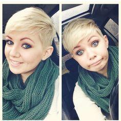 Coole Trendfrisuren für kurze Haare Winter 2014/2015