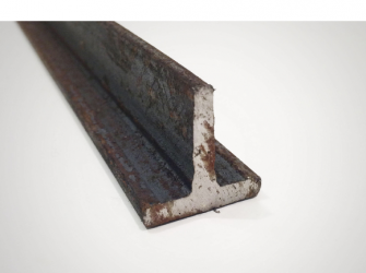 Mild Steel T Section Bar Sizes 25 X 3mm 50