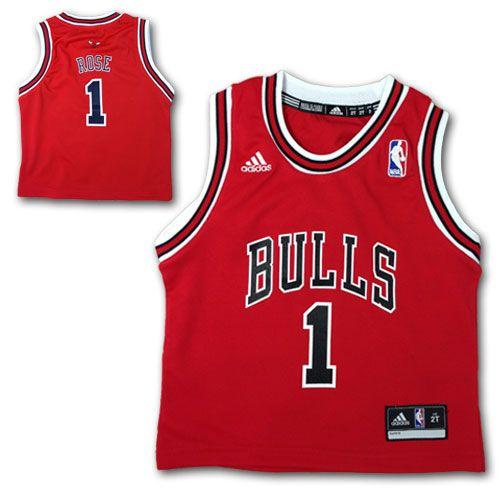 kids bulls jersey