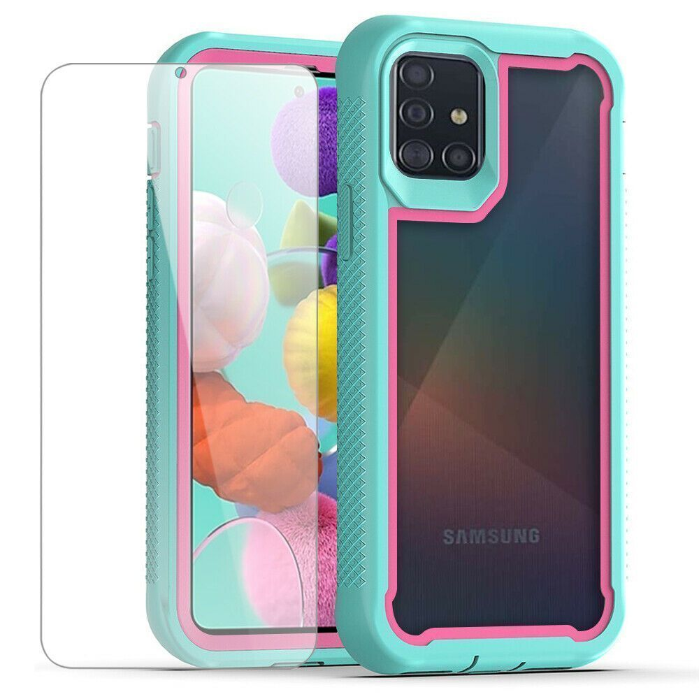 For Samsung Galaxy A71 A51 A20s A20 Rugged Bumper Phone Casescreen Protector Click The Picture For In 2020 Samsung Galaxy Samsung Phone Case Cover