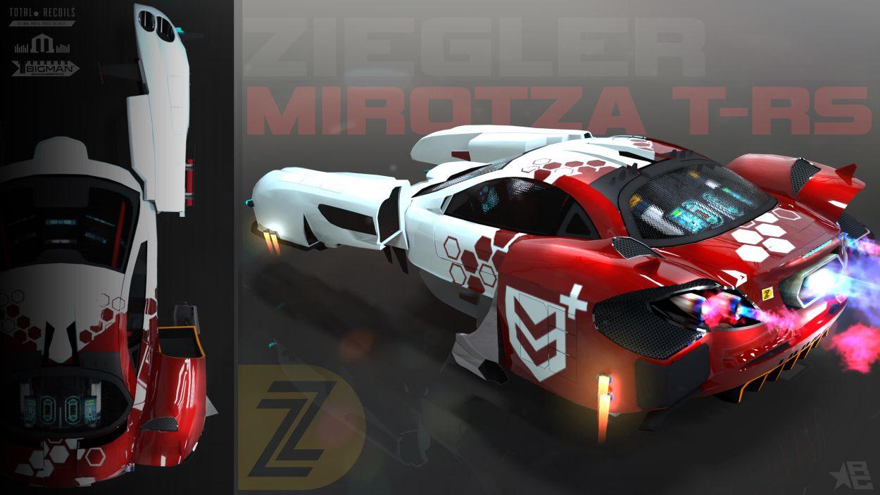 Rival Gears Cars – Steve Uphill – Art Director | cars