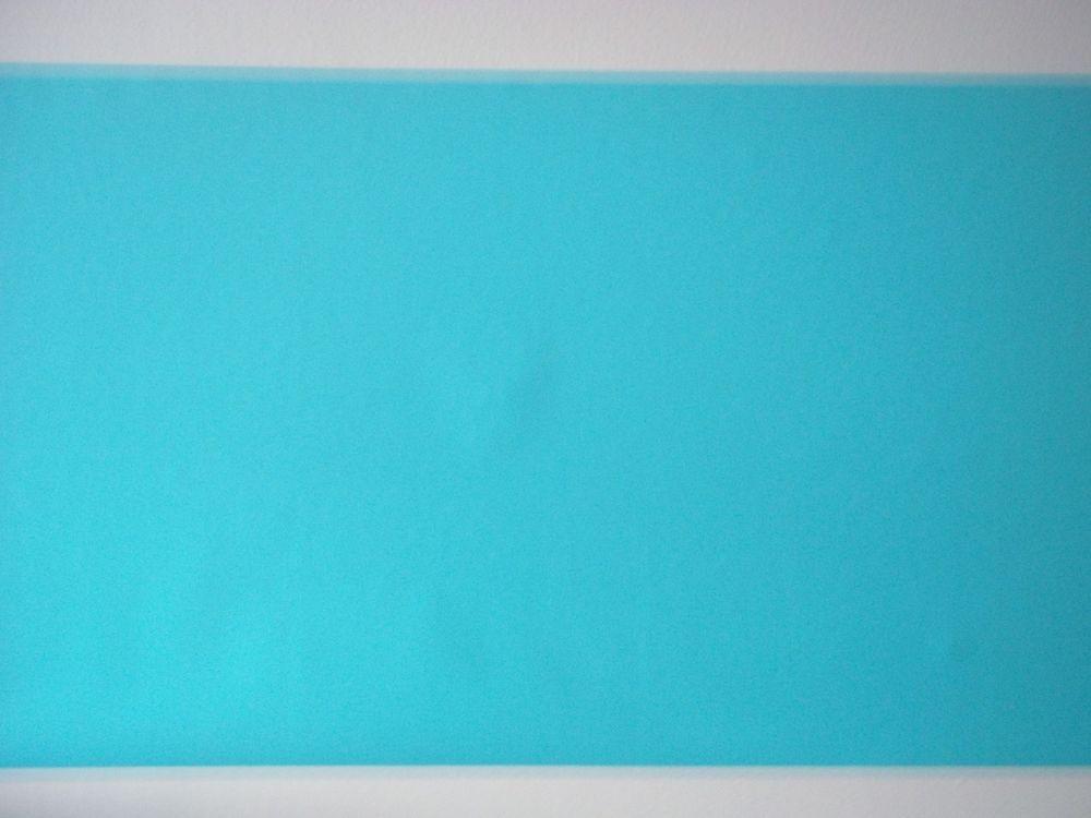 Large 30 Cm X 3 Metres Plain Turquoise Room Wallpaper Border Self Adhesive Room Wallpaper Turquoise Room Wallpaper Border