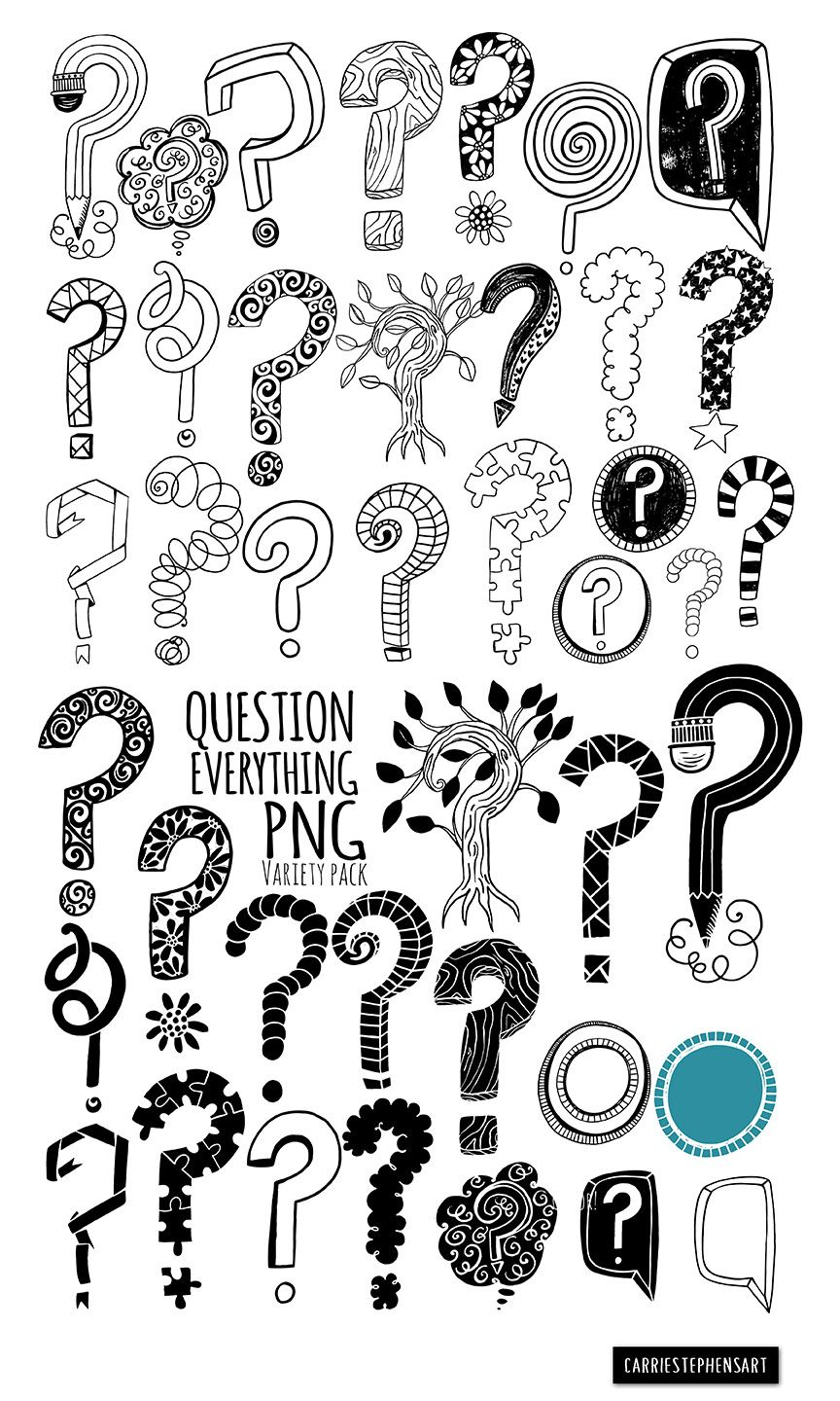 41++ Pictures of question marks clipart ideas