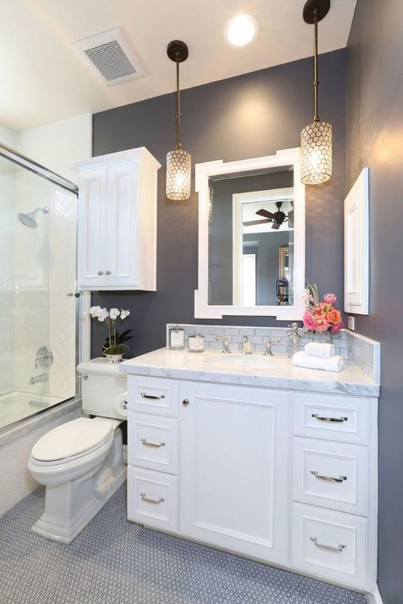 3 Easy Steps To Remodelling Your Small Bathroom Restroom Remodel Small Bathroom Bathroom Remodel Master