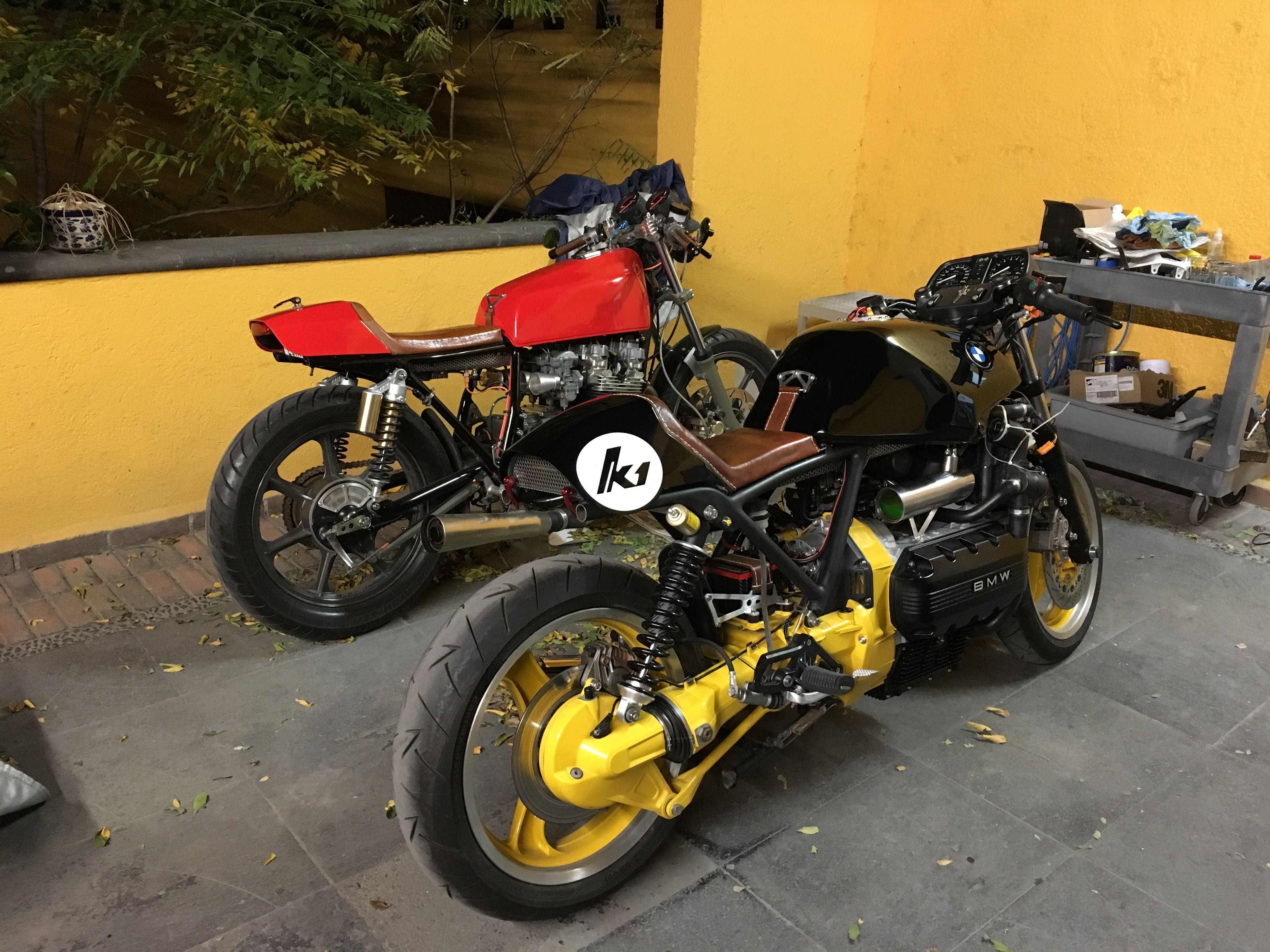 Perth Cafe Racer Club