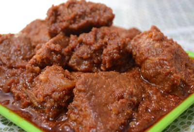 Resep Dan Cara Memasak Rendang Daging Sapi Enak Sederhana Resep Makanan Makanan Resep