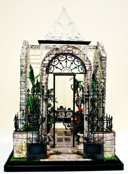 Ron S Miniatures Orlando Fl Asian Dollhouse Pinterest